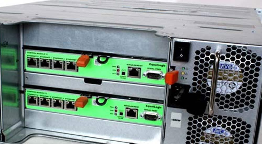Odzyskiwanie danych z Dell Equallogic SAN iSCSI